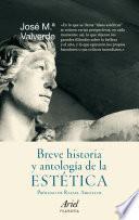 libro Breve Historia Y Antología De La Estética