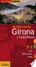 libro Costa Brava Y Girona