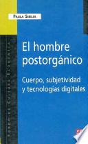 libro El Hombre Postorgánico