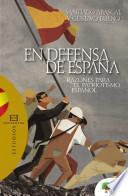 libro En Defensa De España