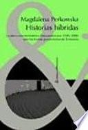 libro Historias Híbridas