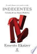 libro Indecentes