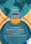 libro Informe De La Nutrición Mundial 2015