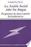 libro La Acción Social Ante Las Drogas