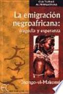 libro La Emigración Negroafricana