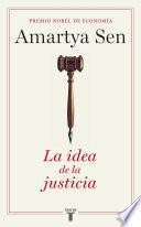 libro La Idea De La Justicia