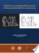 libro Pobreza Y Desigualdad Social