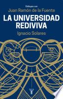 libro Universidad Rediviva
