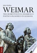 libro Weimar