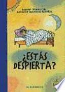 libro ¿estás Despierta?