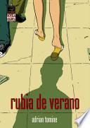 libro Rubia De Verano
