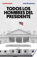 libro Todos Los Hombres Del Presidente