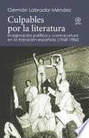 libro Culpables Por La Literatura