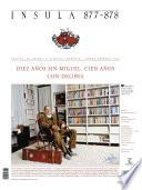 libro Diez Años Sin Miguel. Cien Años Con Delibes (Ínsula N° 877-878)