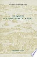 libro Las Novelle De Ramón Gómez De La Serna