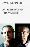 libro Letras Americanas: Roth Y Delillo (endebate)