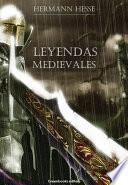 libro Leyendas Medievales