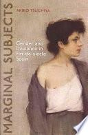 libro Marginal Subjects