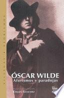 libro Oscar Wilde