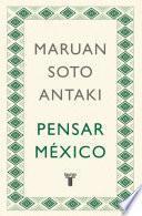 libro Pensar México