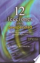 libro 12 Lecciones Sobre Prosperidad