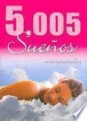 libro 5005 Sueños Interpretados