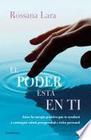 libro El Poder Está En Ti