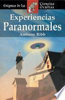 libro Experiencias Paranormales