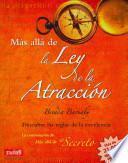 libro Más Allá De La Ley De La Atracción