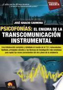 libro Psicofonías: El Enigma De La Transcomunicación Instrumental