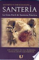 libro Santería
