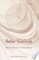 libro Sefer Yetsirah
