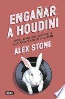 libro Engañar A Houdini