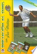 libro Iniciación Al Tenis Con Luis Mediero