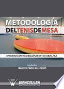 libro Metodología Del Tenis De Mesa