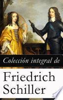 libro Colección Integral De Friedrich Schiller