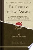 libro El Cepillo De Las Ánimas