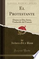 libro El Protestante