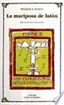 libro La Mariposa De Latón