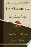 libro La Marujilla