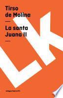 libro La Santa Juana Ii