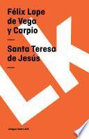 libro Santa Teresa De Jesús