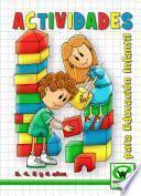 libro Actividades Para Educación Infantil 3, 4, 5 Y 6 Años.