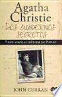 libro Agatha Christie. Los Cuadernos Secretos