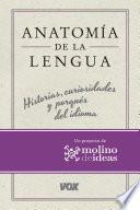 libro Anatomía De La Lengua