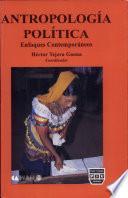 libro Antropología Política