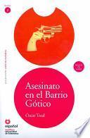 libro Asesinato En El Barrio Gótico