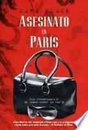 libro Asesinato En París