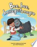 libro Beh, Beh, Borreguito Negro: Animals = Baa, Baa, Black Sheep