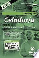 libro Celador/a Servicio Extremeño De Salud. Temario Y Test